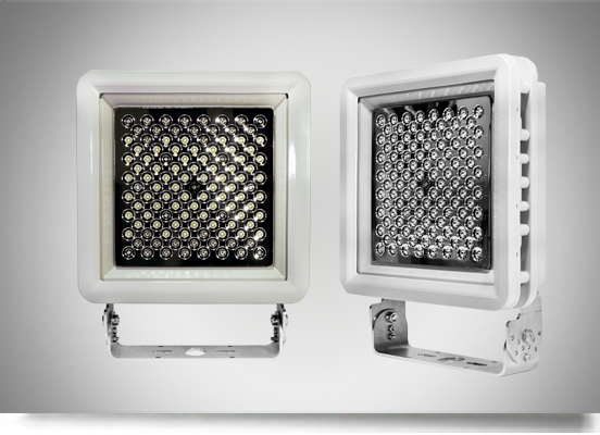 Dialight Adds Higher Lumen Output LED Floodlight For Hazardous And  Industrial Locations