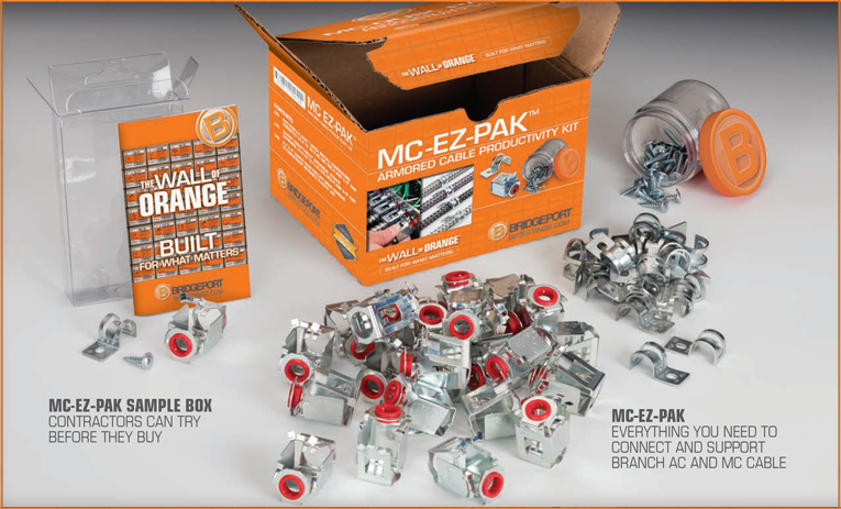 Bridgeport MC-EZ-PAK Fittings
